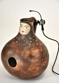Udu fabrication et création originale de la Céramiste Sarah Clotuche, sonorisation FWF Micromic