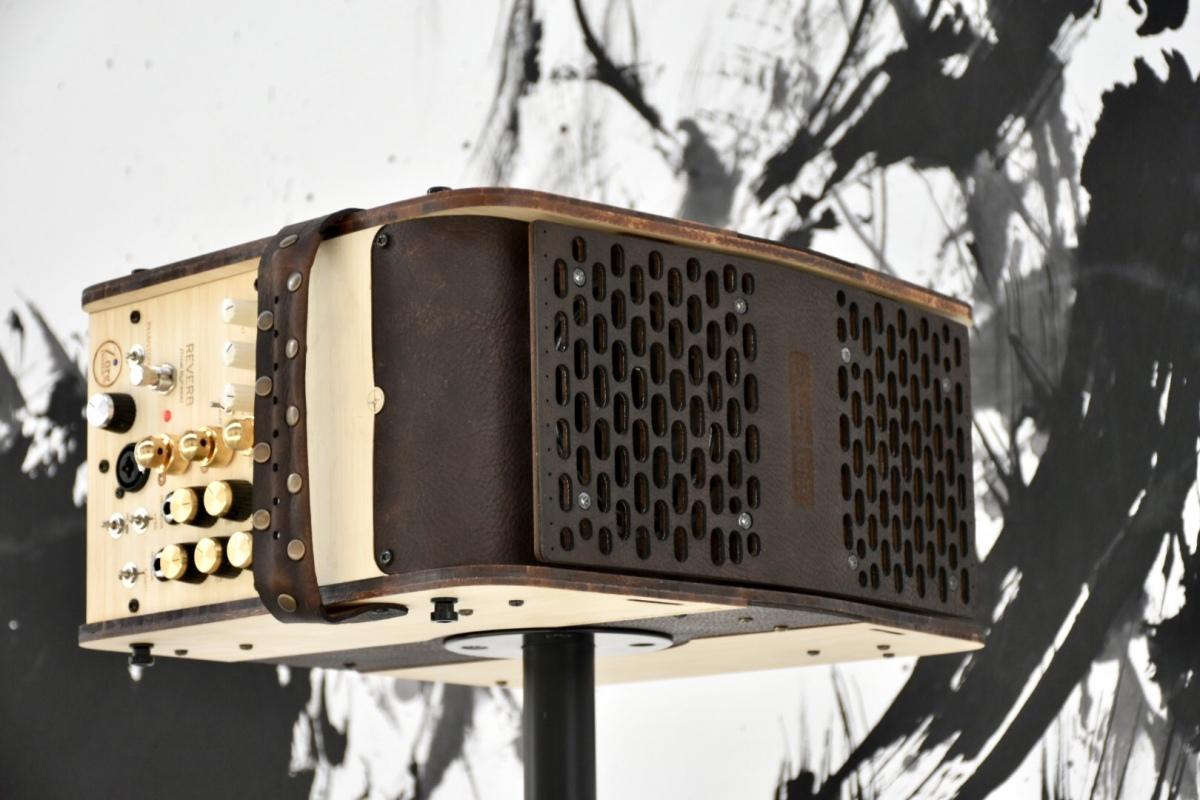 Ampli autonome polyvalent / 72W - 5,8kg / compatible Basse et contrebasse, ultra-léger