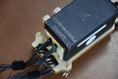 Travel Kora Pro équipée du système ZeroFeedback + 21 capteurs, Module Mono
