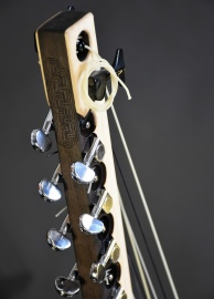 Diatonic or standard 22 string kora tuning available