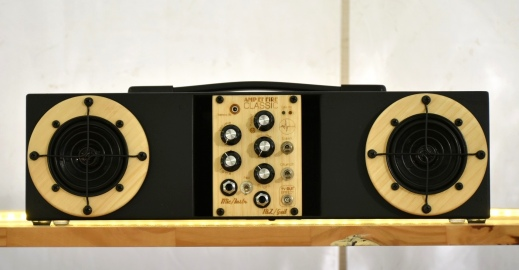 Nouveau! Finition Black (corps, grilles, boutons) + Bambou écoresponsable