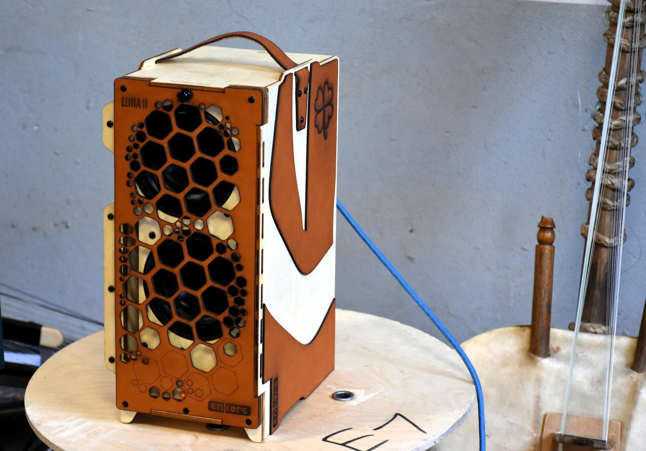 ampli 60W ultra léger basse et instruments acoustiques